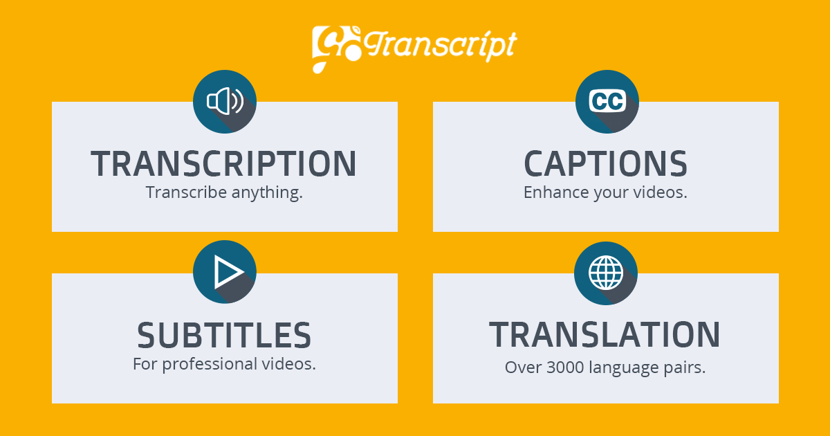 GoTranscript: Transcription Services | Transcribe Audio/Video to Text